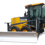 John Deere Series 2000 Short Post Snow Wing