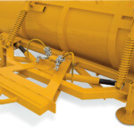 Power Reversible E-1 Series Plow