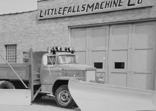 falls plows shop