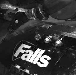 falls plows parts and service
