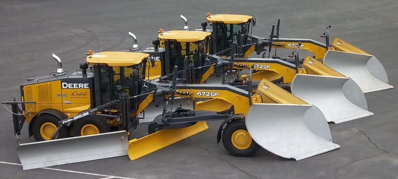 V Plow Motor Grader Snow Plow Wheel Loader Snow Plow