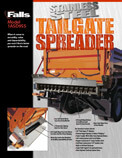 Stainless Steel Tailgate Spreader