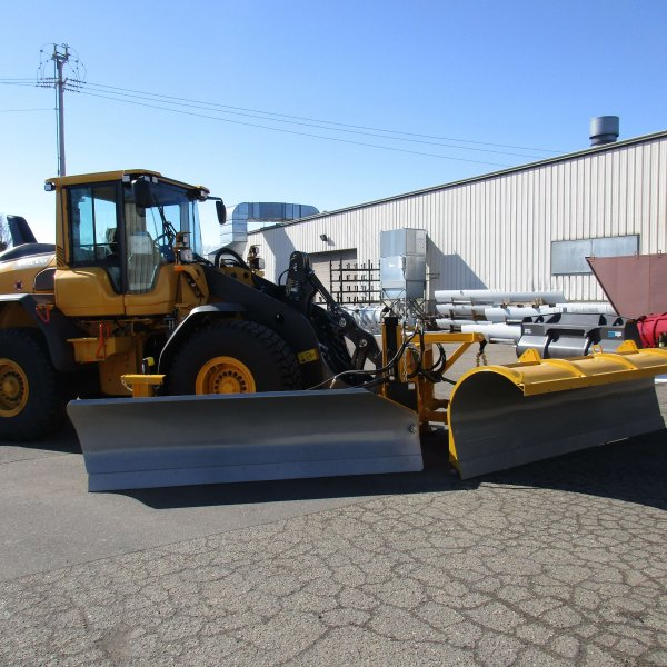 Volvo Loader Snow Wing