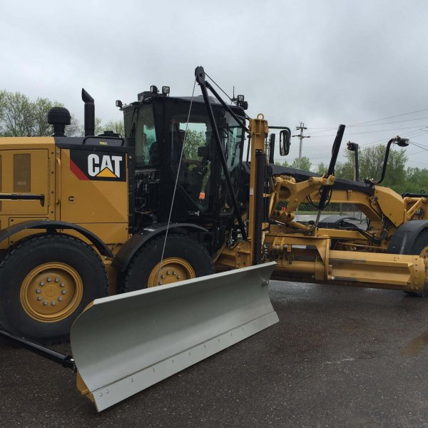 Grader Mount John Deere Grader Mounted Snow Plows Cat