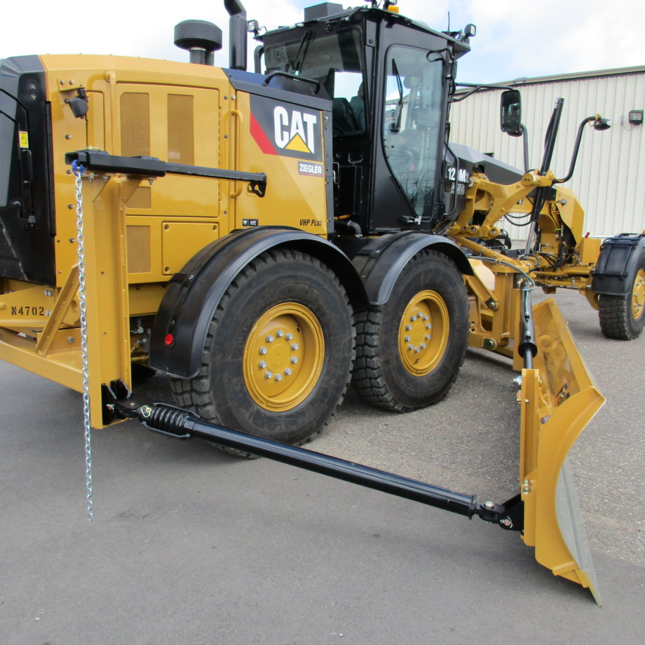 Cat Postless IM300A Front Lift Snow Wing Falls Plows